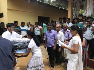 Sri Lanka Distribution scene