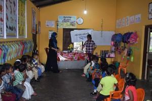 Preschool programme