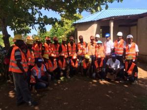 建設作業参加者