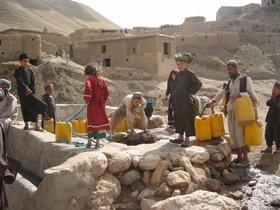 2006年の緊急給水事業