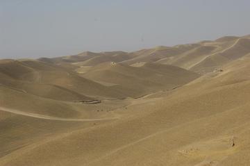 天水域地帯の丘陵域