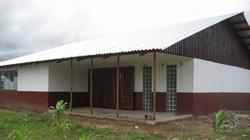 完成した農業コース実習室