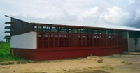 木工コースの実習室