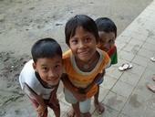 笑顔あふれる普段の子どもたち