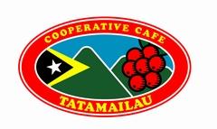 決定した「カフェ・タタマイラウ」のロゴ
