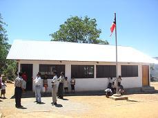 完成した新校舎