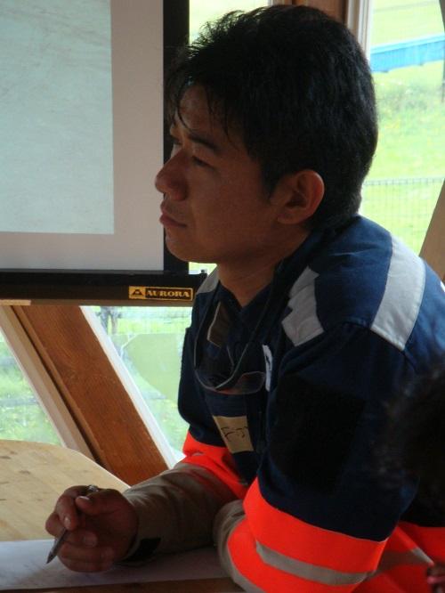 ピースウィンズ・ジャパンの捜索救助訓練