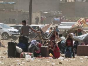 シリア難民 撮影ピースウィンズ・ジャパン