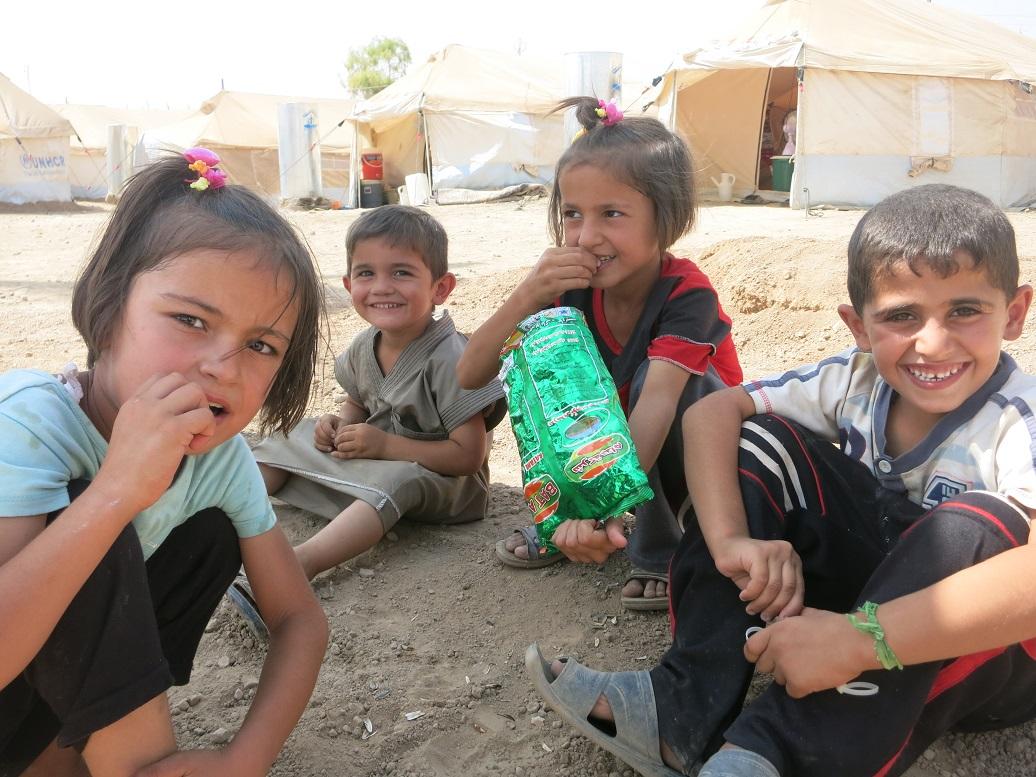 シリア人道危機に対応 ピースウィンズ・ジャパン