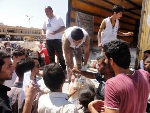 シリア難民支援 国際NGOピースウィンズ・ジャパン