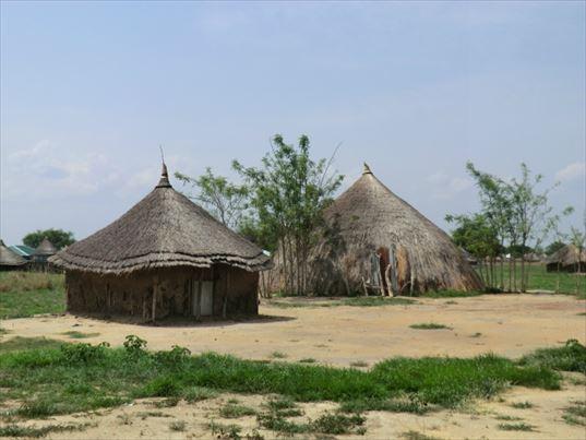 ピースウィンズ・ジャパンの南スーダン事業 ボーの村