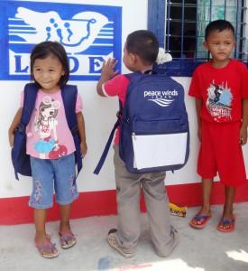 フィリピン台風被災者支援