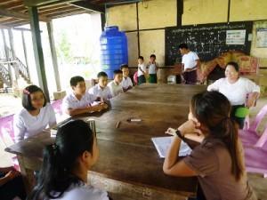 ミャンマー井戸