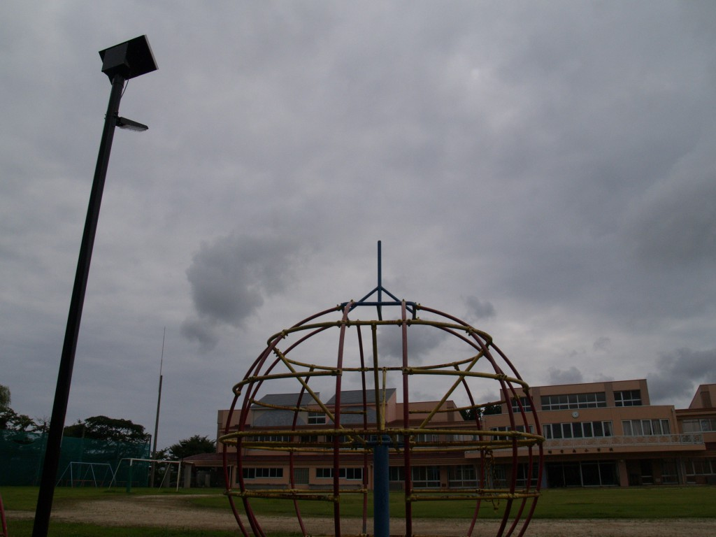 ソーラー街灯
