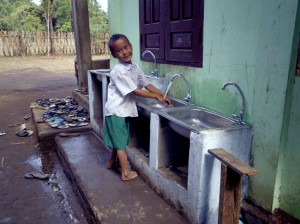 Takayar Hand Washing Student